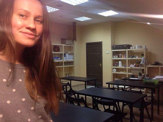 Художница Катерина Власова открыла первую в Архангельске художественную студию