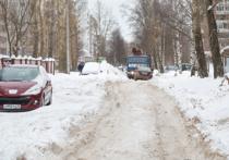 Ощущение катастрофы: кто ответит за снежные завалы в городе