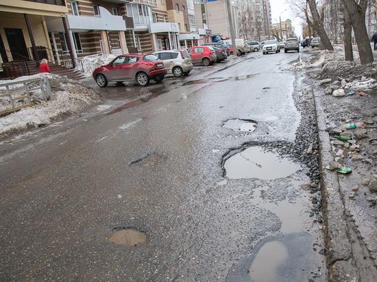 Архангельск простился с мечтой о хороших дорогах