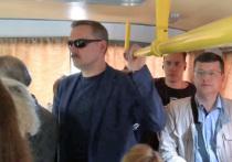Годзиш прозрел: мэр Архангельска открыл для себя прелести общественного транспорта