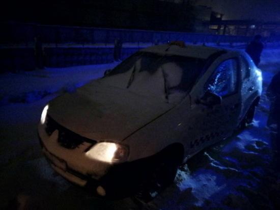 ВАрхангельске снова найдено тело мёртвого таксиста