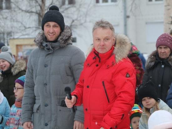 В семи дворах Архангельска устроили Народные проводы зимы