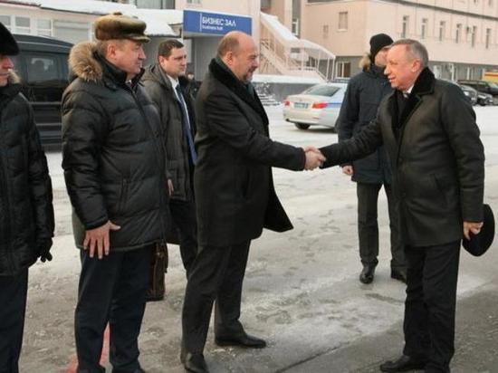 Полномочный представитель президента в СЗФО вновь нагрянул в Архангельскую область