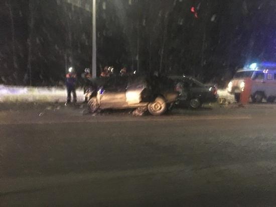 Архангелогородцы на «Приоре» попали в автокатастрофу под Ярославлем, есть жертвы