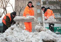 Зимняя летопись Москвы: чем толще дворник – тем чище мостовая