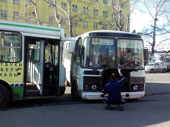 Автобусники требуют повышения тарифов